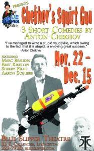 chekhov poster